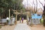 星田妙見宮には『野村さんの親戚』が動かずにずっとおる!