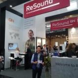 『EUHA(European Union of Hearing Aid Acoustics)ヨーロッパ最大の補聴器展示会【2回目】』の画像