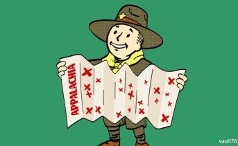 Fallout 76:ランダムエンカウントマップ
