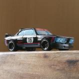 『ホットウィール '73 BMW 3.0 CSLレース・カー』の画像