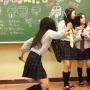 【動画】JKが文化祭の練習で踊ってみたら dance fly skirt 8