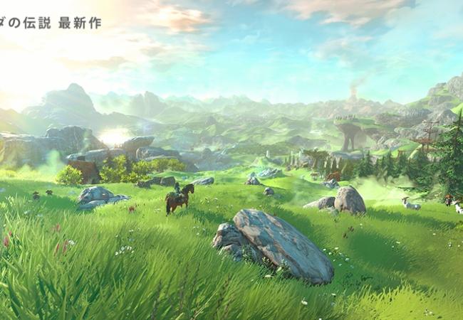 青沼「WiiU版ゼルダは通常のオープンワールドにはしない」