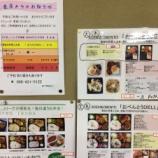 『戸田市役所地下売店で販売されているワンコイン(しない)弁当はお薦めです』の画像