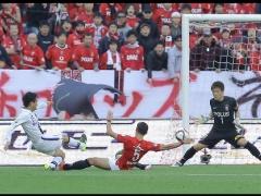 【動画】浦和戦でのガンバ2点目、丹羽のオウン未遂からの藤春スーパーボレーの展開が神過ぎると話題にwww
