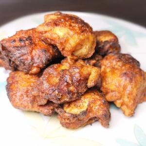 パイナップルがポイント♪鶏むね肉の柔らか唐揚