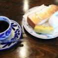 モザイクタイルで有名な笠原に佇むタイルアートがオサレな喫茶店/MidoRiyA COFFEE CLUB