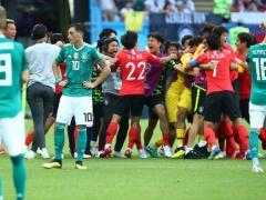 韓国がドイツに勝ったのはアジアの誇り・・・?