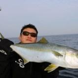 『6月 9日 釣果 貸切キャスティング・ロック~のフラット ヒラマサと50UPアイナメ おめでとうございます!!』の画像
