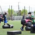 【3日目】U-12&U-15 春休み 東京ジュニアラグビー合宿2021