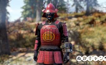 侍の衣装(Samurai Outfit)
