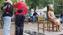 """【韓国】ベルリンの平和の少女像、""""永久存置""""は水の泡となるのか"""