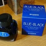 『BLUE-BLACK』の画像