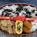 鶏味噌漬け野菜炒め