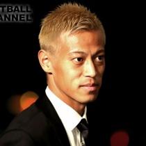 「今すごく成長してる。サッカーも上手くなってる」by 本田圭佑