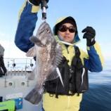『1月 6日 釣果 スロージギング ディープロック』の画像