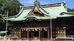 貴重な刀剣を所蔵する三嶋大社