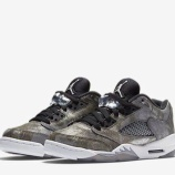 『US online Links 2/13 10:00 EST Air Jordan 5 Low PRM GS All-Star 'Camo'』の画像