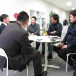 『【こんな声頂きました】長谷川刃物さん ビッグプロジェクトのパートナーとして「頼りになります!」』の画像