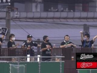 荻野・藤原連続タイムリー!!ロッテが3点勝ち越し!!