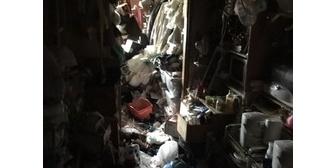 嫁が物を溜め込んで家はほぼゴミ屋敷。俺が片付けたり、片付けるよう言うと怒って無視+家事放棄。他にもちょっとしたことですぐ怒って…