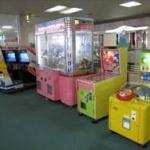 旅館の小さなゲームコーナーwwwwwwww