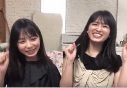 【乃木坂46】与田×大園の激カワ動画キター! わちゃわちゃしてるのいいねw