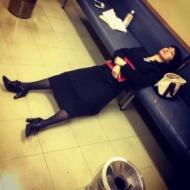 大島優子の寝姿がトンデモナイ件wwwww[画像あり] アイドルファンマスター