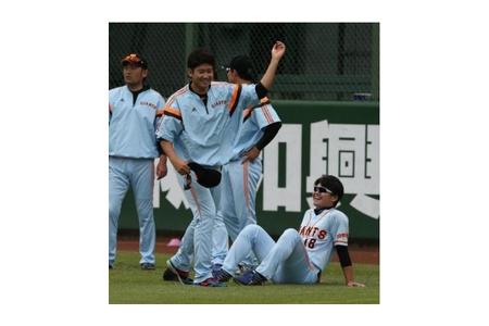 【朗報?】巨人菅野、2軍練習に合流「投げる以外はすべて平気」 & マシソン絶好調 alt=