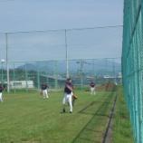 『関市職域野球大会』の画像