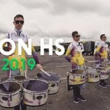 『【WGI】リハーサルと本番の模様! 2019年ウィンターガード・インターナショナル『エイボン高校』動画です!』の画像