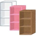 【すげぇ】貧乏だから『カラーボックス』で家具作ったった結果→こうなるwwwwww