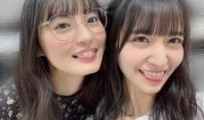 """乃木坂46未来の""""モデルコンビ""""が強すぎる!"""
