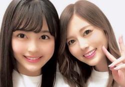 【衝撃】白石麻衣×柴田柚菜、美人姉妹のようなぐうかわ2ショットがコレwwwww