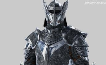 SPOA Silver Knight Armor