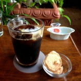 『カフェビベリーでアイスコーヒー』の画像