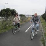 2010年4月3日(土) 若洲海浜公園でサイクリングとBBQと釣りのサムネイル