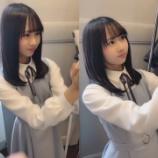 『日向坂46金村美玖のブログで自撮りをする上村ひなのが可愛すぎる!』の画像
