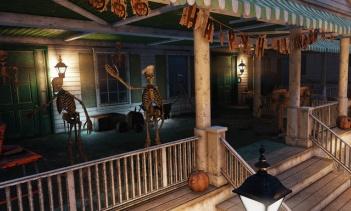 Fallout 76:新規のシーズンイベント「MISCHIEF NIGHT」を10月末から開催
