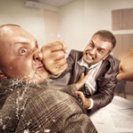 ワイニート(24)が親父と初めて殴り合いの喧嘩をした結果wwwwwwwwwww