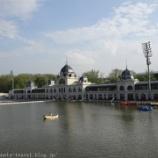 『ハンガリー旅行記14 市民公園にあるお城、ヴァイダフニャディ城』の画像