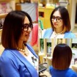 『プレミアム縮毛矯正キャンペーンでサラサラヘアーをGET!』の画像