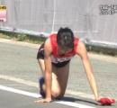 【TBS駅伝】走れなくなり残り200mを四つん這いになりタスキを繋ぐ その不屈の精神に日本中が感動?