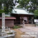 『【群馬百名山No.31】太田金山トレイルランニング』の画像