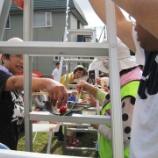 『桔梗9区「夏祭り」』の画像