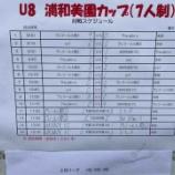 『【Jr2】GRANDE CUP U8』の画像