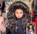 美しすぎる5歳女児 SNSで両親に賛否両論も「VOGUE」のモデルへ
