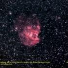 『BORG107FLによるモンキー星雲(横浜) 2020/03/27』の画像