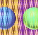 青と緑のボールが実は同じ色だった? 錯覚画像が凄いと話題に! 脳のバグがやばい