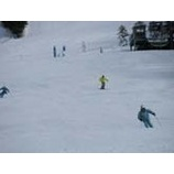 『志賀高原初滑りキャンプ平日シニアコース開始』の画像