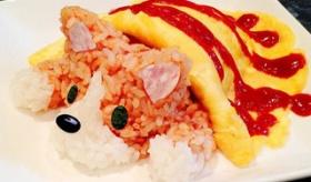 【料理】  ぐう、かわいい!  日本人が作る 動物を モチーフにしたオムライス達が 可愛すぎる!!  写真一覧。  海外の反応